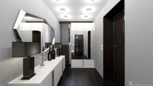 High Tech Hallway: Interior Designs Technology On The Doorstep Of Your Home